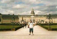 Me in Karlsruhe
