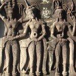 The Khmer Dancers