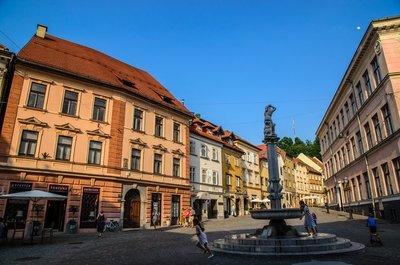 Gornji trg (Upper Square)