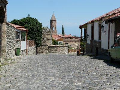 Sighnaghi street