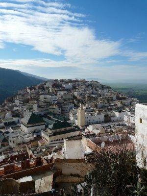 Somnigt val i algeriet