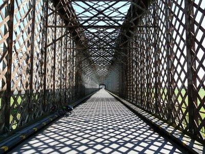 Bridge over Wisla