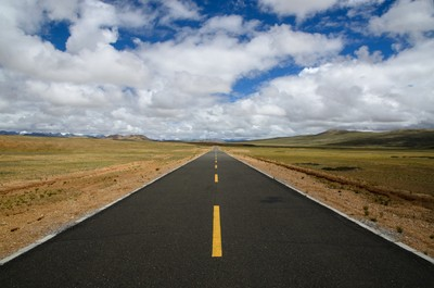 Tibetan road