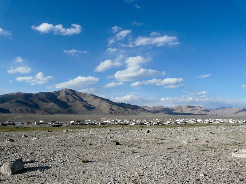 Alichur village