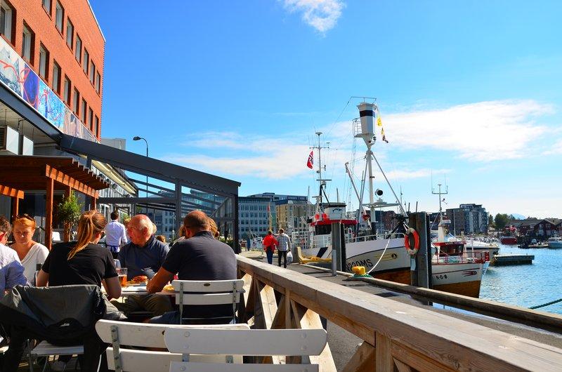 Bryggerikaia, Bodø