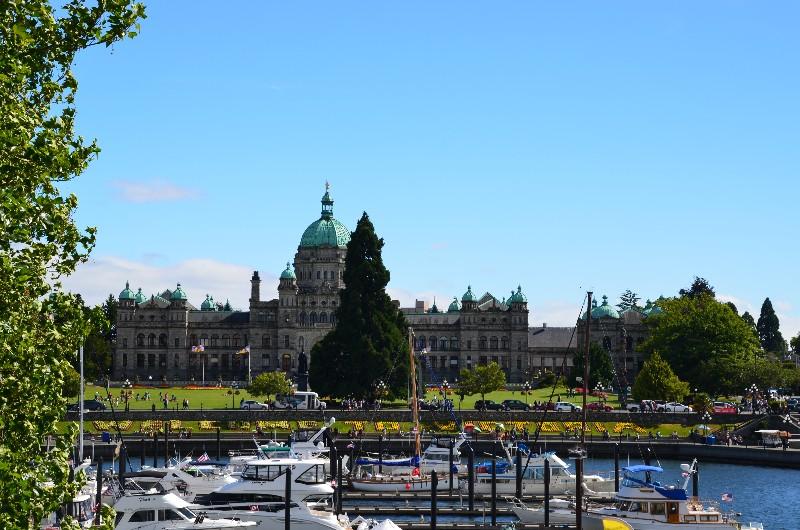 British Columbia Parliament Buildings, Victoria