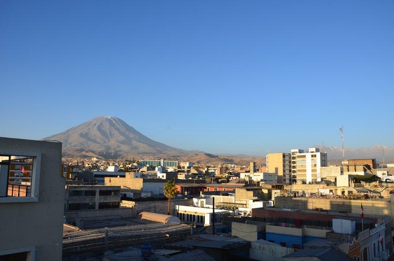 Misti (5822 m), Arequipa