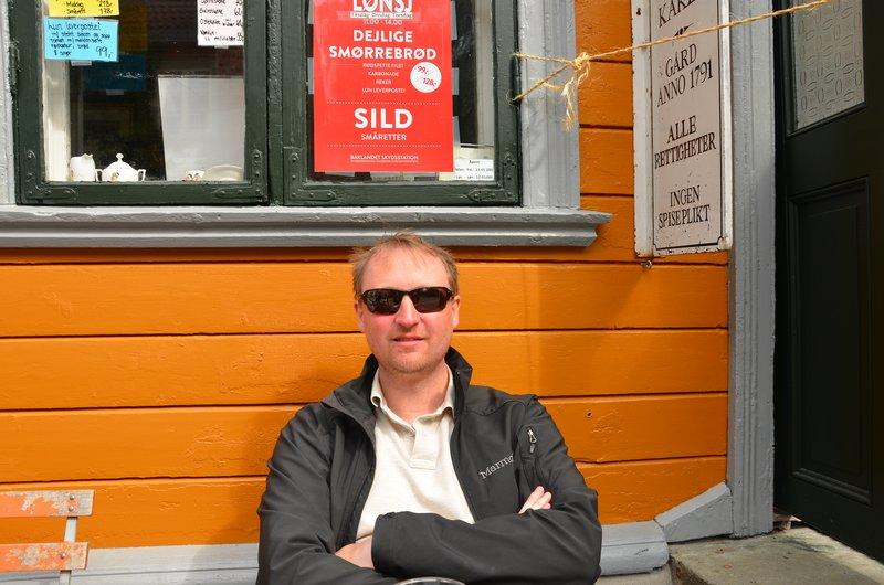 Me, Bakklandet