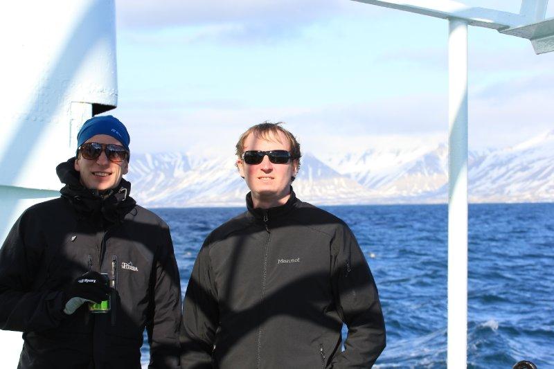 Me and mackan, Langöysund