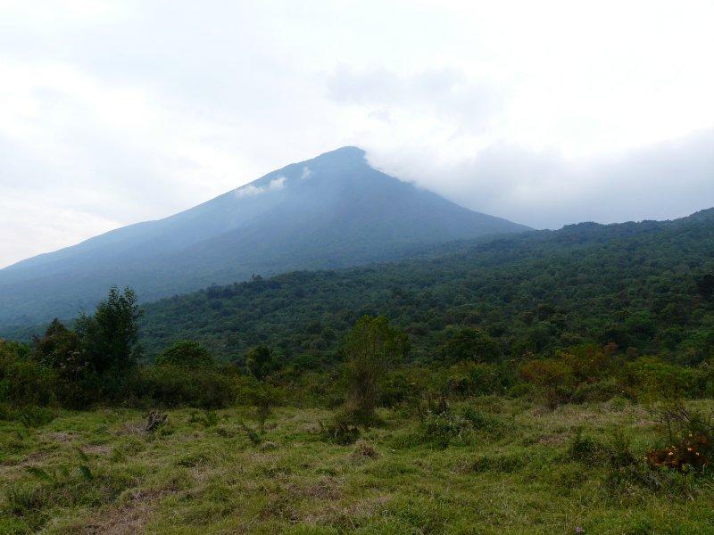 Mount Muhavura (4127m)