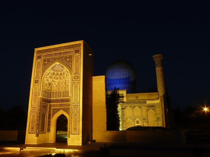 Gur-e Amir Mausoleum