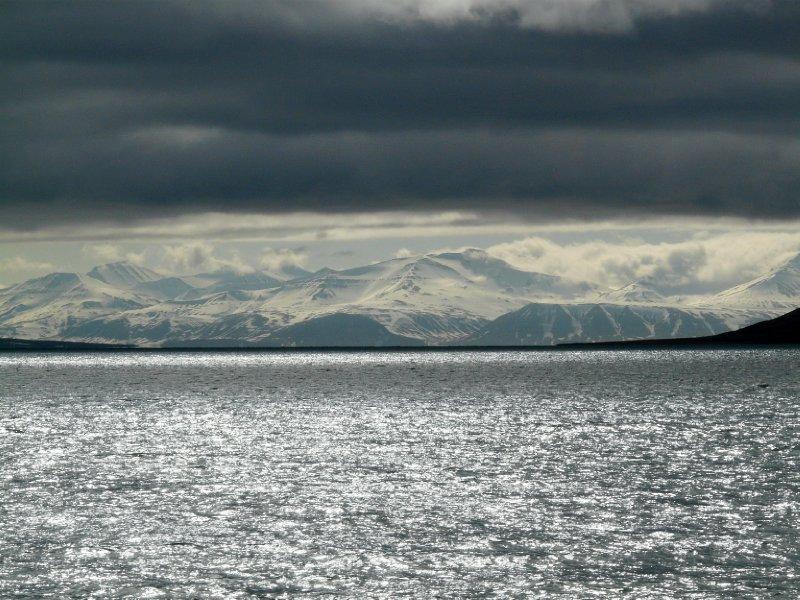 Billefjorden landscape