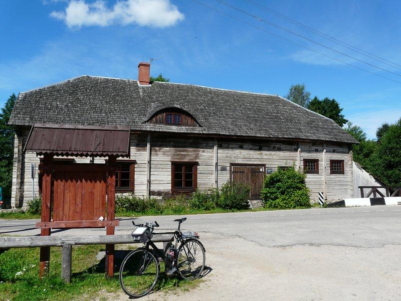 Water mill, Ginučiai