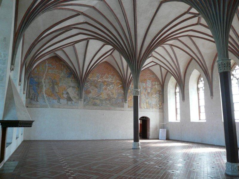 Malbork Castle Hall
