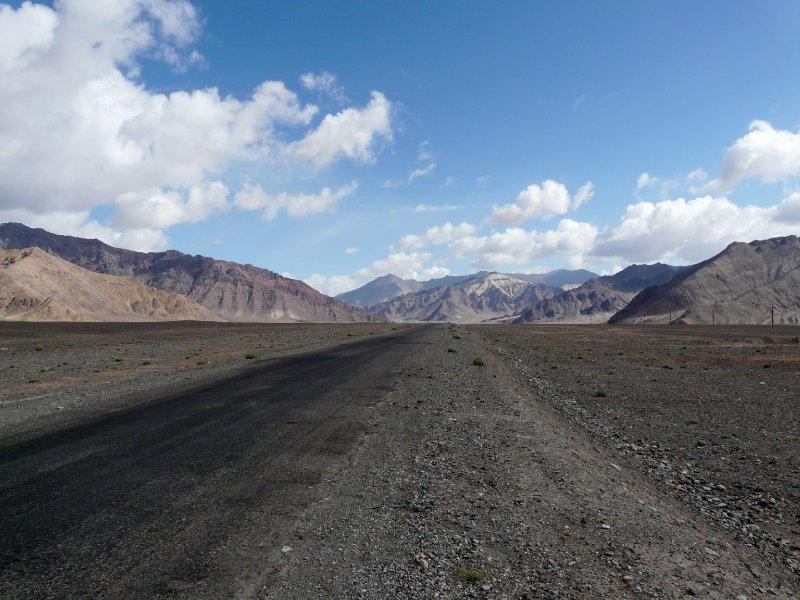 Pamir Highway near Murghab