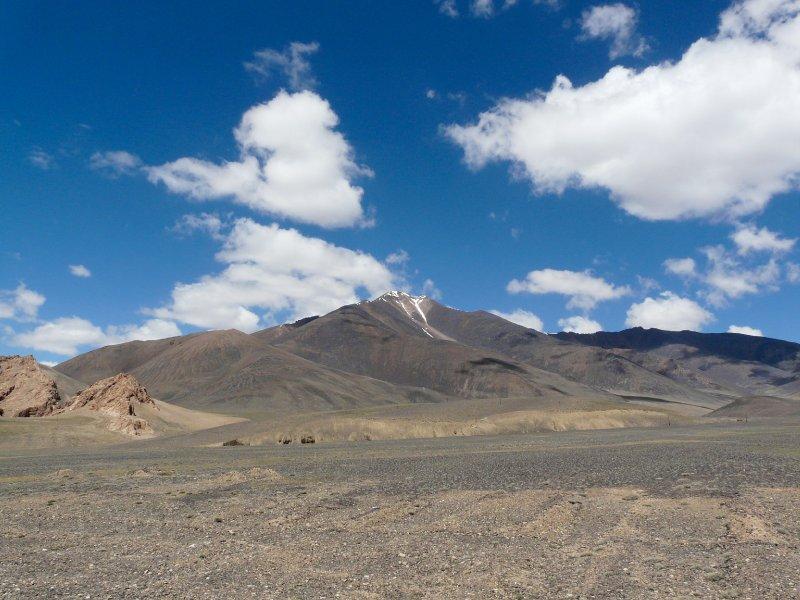 Pamir landscape # 2