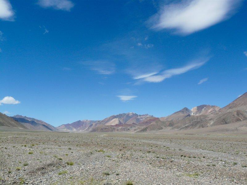 Pshart valley