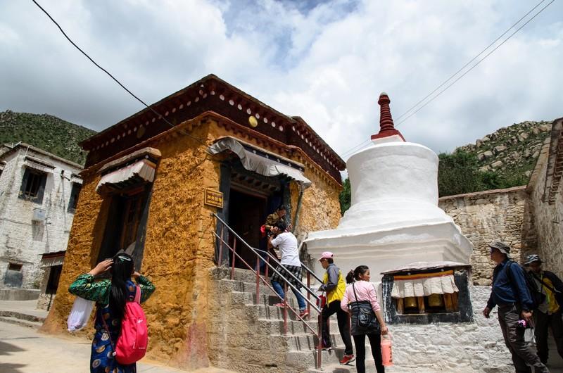 Jamyang chapel, Drepung monastery