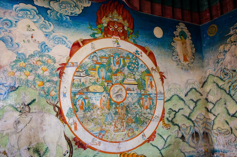 Wheel of Saṃsāra