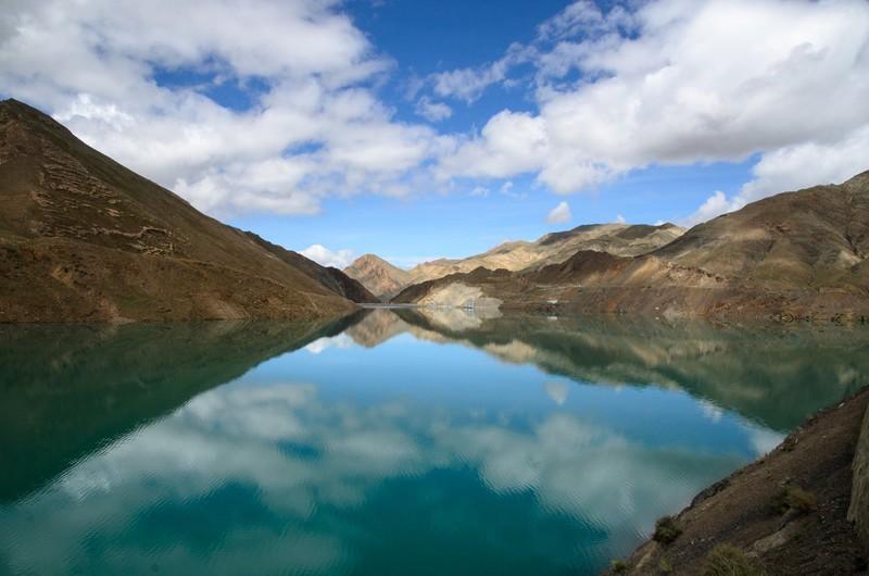 Manak reservoir, Tibet