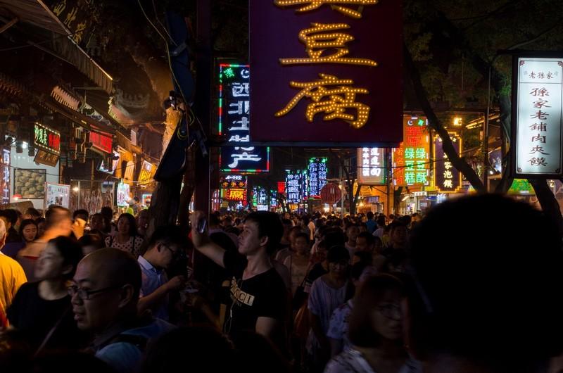 Muslim street, Xian