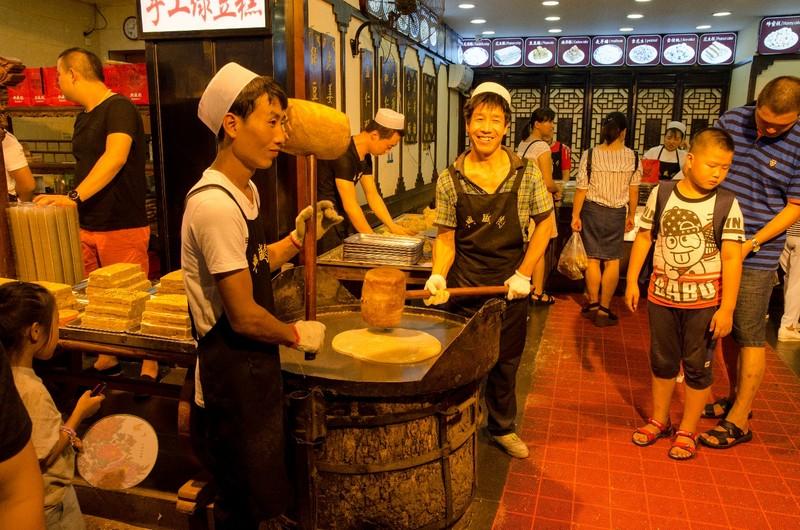 Muslim street food preparations