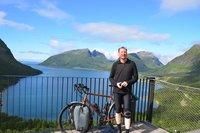 Me, Bergsbotn viewpoint