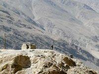 Khaka Fortress guard