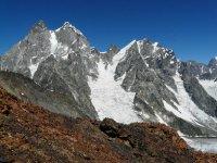 Mt Ushba (4710 m)