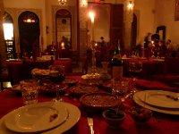 New Years dinner, Riad Batha