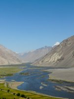 Wakhan valley view from Zong # 2