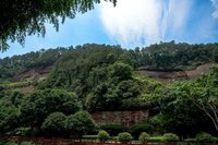 Giant Sleeping Buddha, Leshan Oriental Buddhist theme park