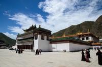 Meyjung samling college, Labrang monastery