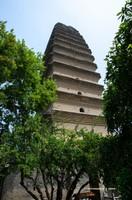 Small wild goose pagoda, Xian