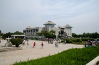 Exhibition hall, Emperor Qin Shihuang's Mausoleum site