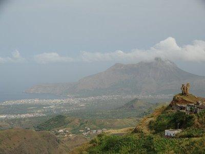 View on Tarrafal - Santiago