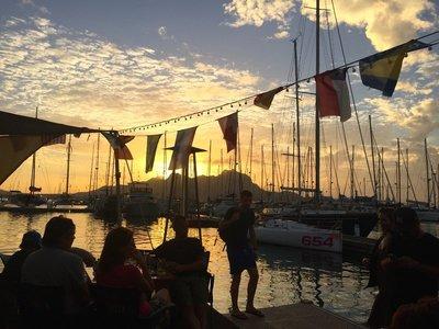 Mindeloo harbour