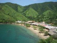 Beach of Taganga