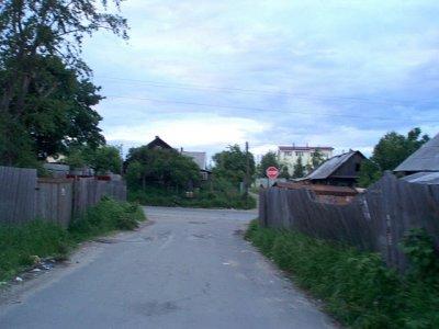 Near the Vozdukh festival site