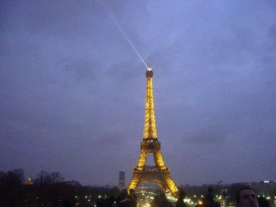 Mystical Eiffel