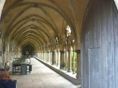 Inside Cloister 2