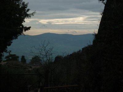 Subasio view