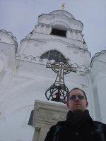 900 yr old church in Vladimir