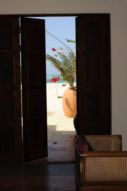 Welcome to Kikadini Villas-Villa Palm in Jambiani