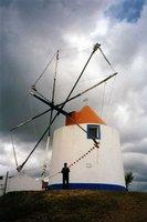 Windmill in Odemira