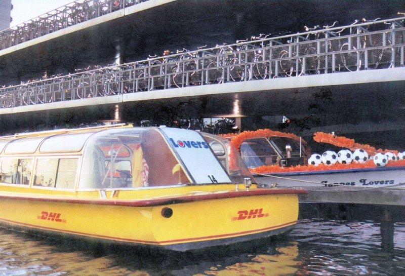 Amsterdam canal cruises