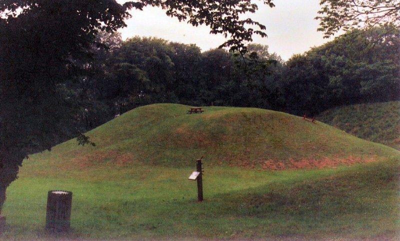 Denmark  DAY 2 Viking castle spot near Thomsen farm