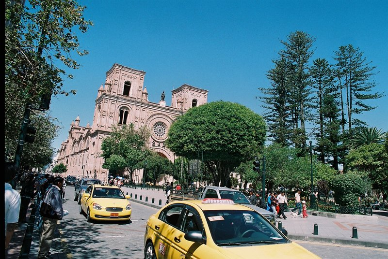 The ´New´Cathedral, Cuenca