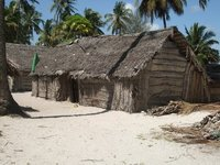 Home of politician in Jambiani