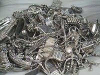 Locally made silverwork in Jaisalmer